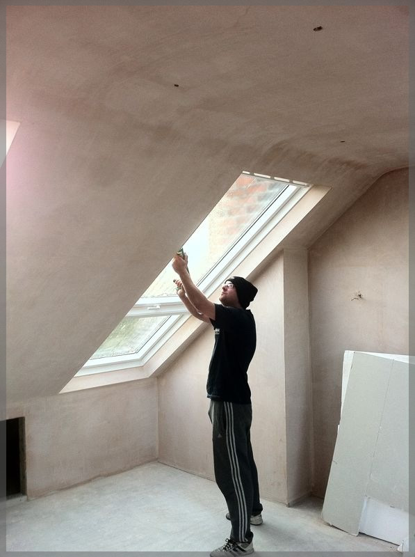 plastering and loft conversions dartford